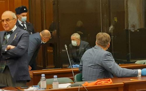 Фото:пресс-служба Мосгорсуда