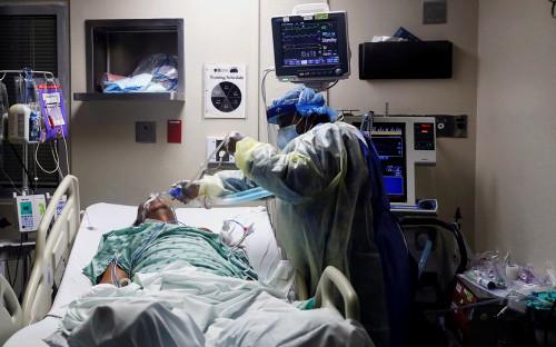 Общественная больница вЧикаго, штат Иллинойс, США