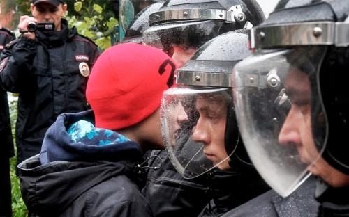 Фото:Юрий Стрелец / «Коммерсантъ»