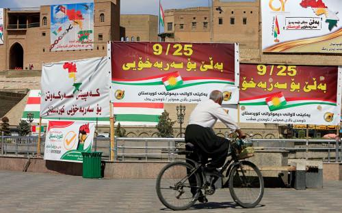 Фото: Alaa Al-Marjani / Reuters