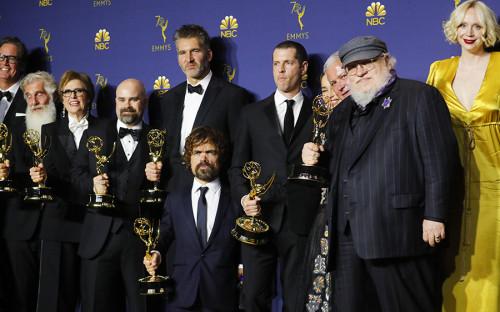 <p>Сериал &laquo;Игра престолов&raquo; получил награду в главной номинации &laquo;Эмми&raquo; &mdash; &laquo;Лучший драматический сериал&raquo;</p>