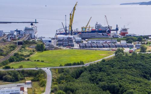 Строительство газопровода «Северный поток-2»