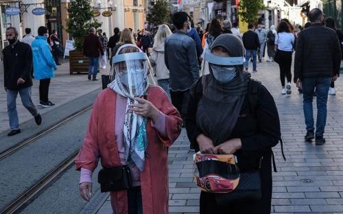 Повседневная жизнь в Стамбуле
