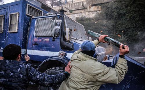 Фото:Farouk Batiche / DPA / ТАСС