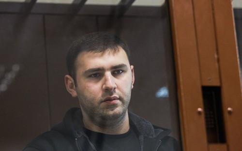 Водитель Амирана Георгадзе Шота Элизбарашвили вБабушкинском суде