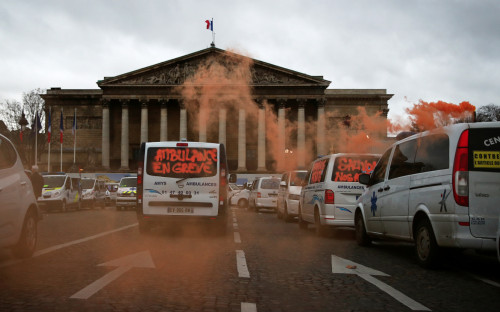 Фото: Gonzalo Fuentes / Reuters