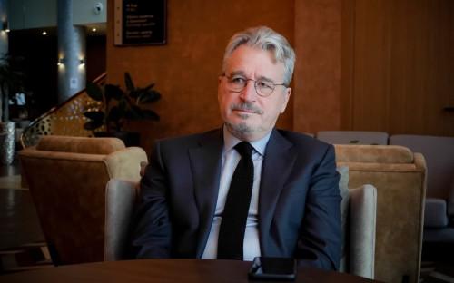 Президент и первый заместитель председателя Совета директоров Альфа-Банка Олег Сысуев