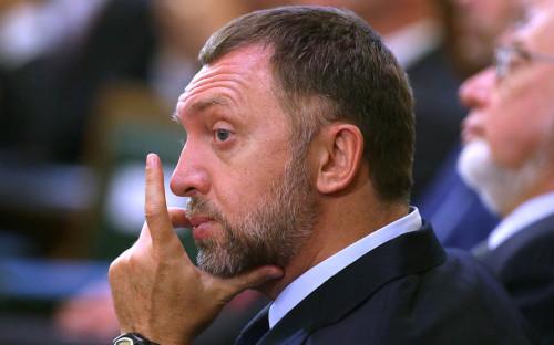 <p>Олег Дерипаска</p>  <p></p>