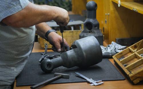 <p>Разработка новейшего вооружения на&nbsp;заводе, входящем в&nbsp;состав &laquo;Укроборонпрома&raquo;</p>  <p></p>