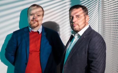 Сергей Марков и Дмитрий Теплицкий