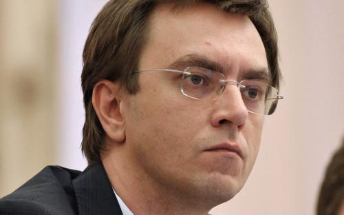 <p>Владимир Омелян</p>  <p></p>