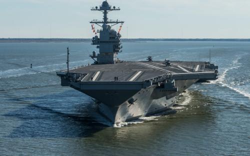 Фото:U.S. Navy / AP