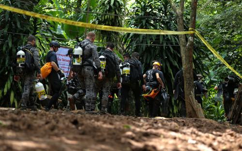 Фото:Athit Perawongmetha / Reuters