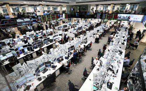 Ситуационный центр кибербезопасности Сбербанка