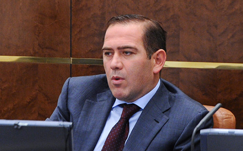 <p>Бизнесмен Ахмед Билалов</p>  <p></p>