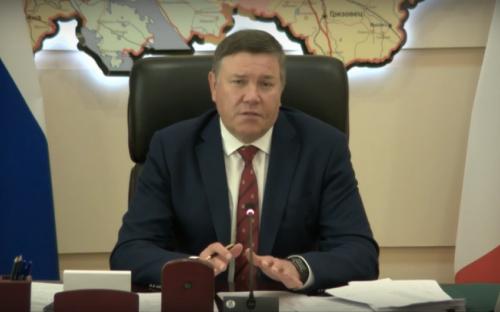 Фото: скриншот видео со страницы губернатора Вологодской области ВК