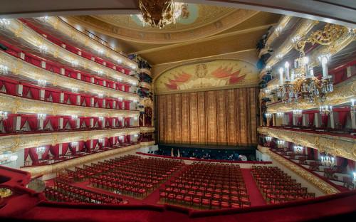 Государственный академический Большой театр России, Москва