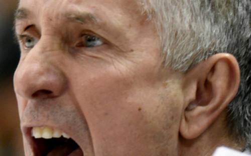 Фото: Боб Хартли, главный тренер «Авангарда» (Фото: AP)