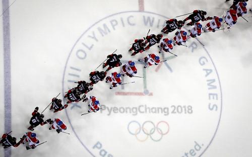 Канада — Чехия. 17 февраля 2018 года