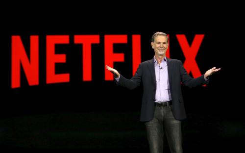 Исполнительный директор NetflixРидХастингс