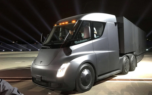 <p>Tesla Semi Track</p>  <p></p>