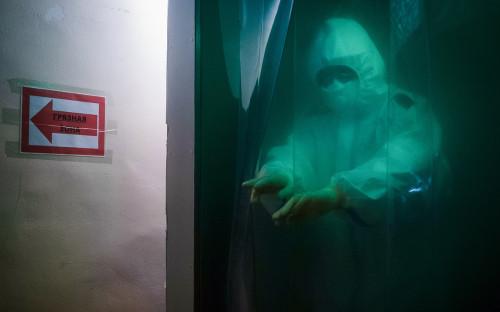 Photo: Stanislav Krasilnikov / TASS