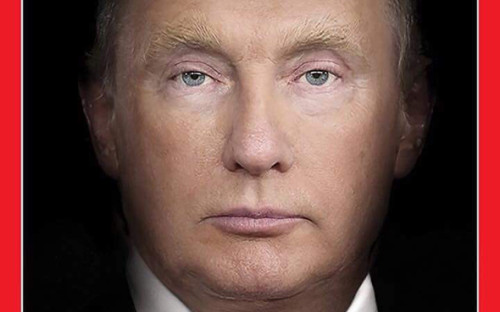 <p>Редакция&nbsp;совместила фотографии Дональда Трампа и Владимира Путина и поместила изображение на обложку нового выпуска журнала. Главной темой номера, который выйдет 30 июля, станет материал корреспондента Time&nbsp;в Белом доме Брайана Беннета под заголовком &laquo;Кризис саммита&raquo;</p>