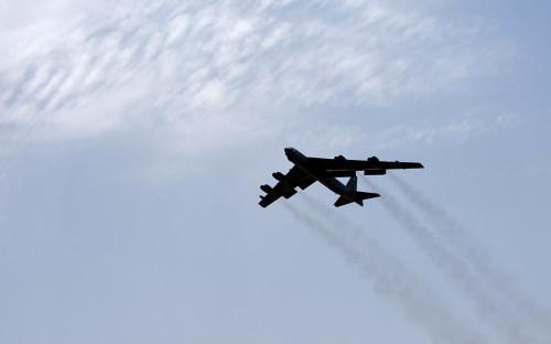 Бомбардировщик В-52Н