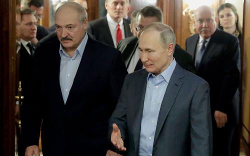 В Минске заметили признаки «тектонического сдвига» на рынке нефти Европы