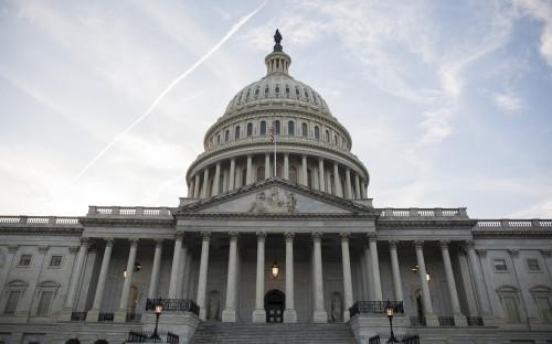 Здание конгресса США — Капитолий
