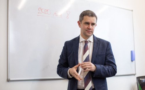 Генеральный директор компании Innostage Айдар Гузаиров