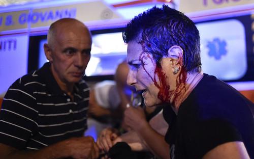 Фото:Giorgio Perottino / Reuters