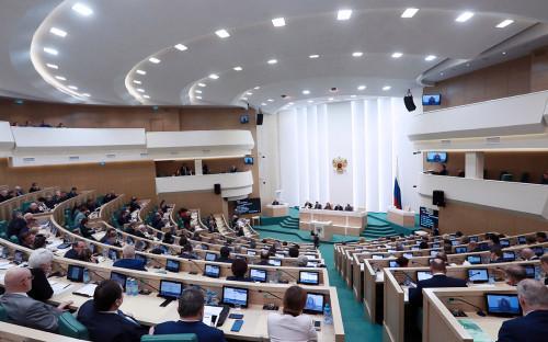 <p>Заседания Совета Федерации. 31 мая 2017 года</p>  <p></p>