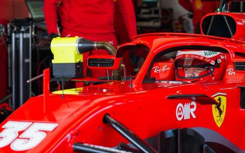 Фото:пресс-служба Ferrari