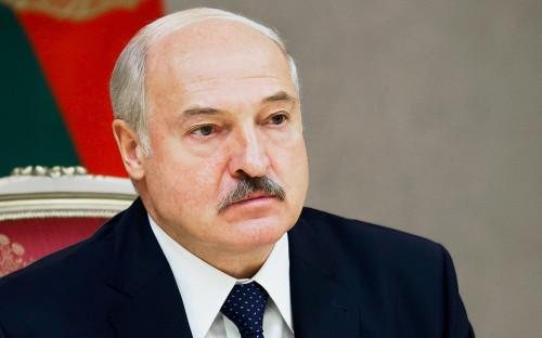 <p>Александр Лукашенко</p>