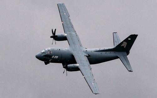 самолет C-27 J