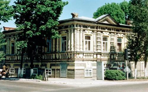 Здание ейского детского дома