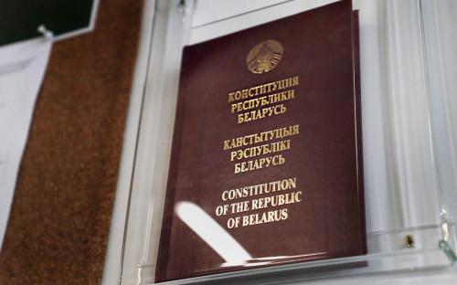 Лукашенко исключил давление России в вопросе «переделывания» Конституции