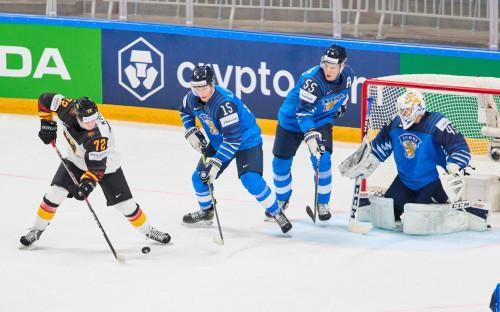 Фото:Матч Финляндия - Германия (Global Look Press)