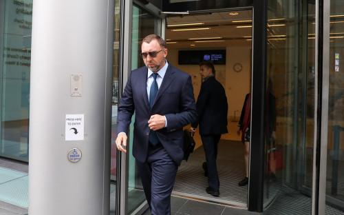 Минфин США попросил суд отклонить поданный из-за санкций иск Дерипаски