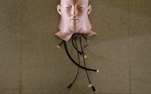 <p>Робот София &mdash; проект гонконгской компании Hanson Robotics, специализирующейся на разработке человекоподобных роботов. Созданная на базе искусственного интеллекта, София известна своим внешним видом и поведением, максимально приближенным к человеческому &mdash; она может поддерживать несложные беседы, способна распознавать лица собеседников и улыбаться.</p>  <p>София &mdash; пример &laquo;социального робота&raquo; и создана для работы, требующей непосредственного взаимодействия с человеком. Поэтому разработчики уделили столько внимания развитию социальных навыков робота и улучшению его внешнего вида.</p>