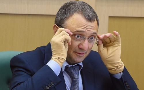 <p>Сулейман Керимов</p>  <p></p>