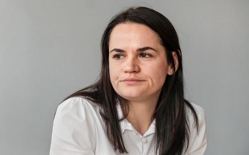 <p>Светлана Тихановская</p>