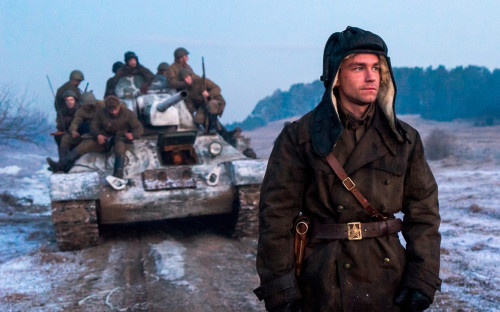 Фото:кадр из фильма «Т-34»