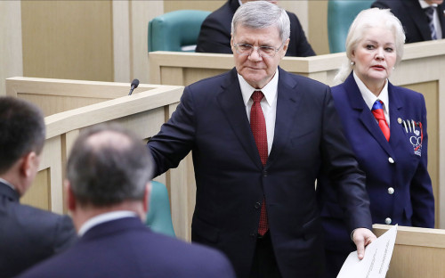 Совет Федерации назначил Краснова новым генпрокурором
