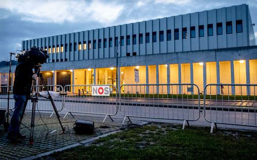 Cудебный комплекс «Схипхол» в Нидерландах