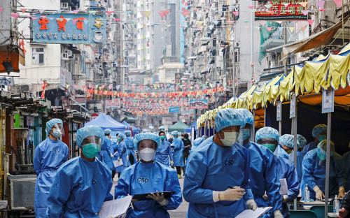 Фото: Hiro Komae / AP