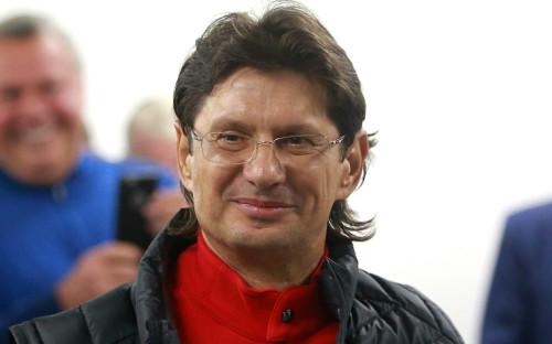 Владелец «Спартака» Леонид Федун