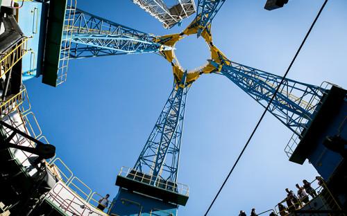 Власти допустили подключение Минобороны к стройке космодрома Восточный