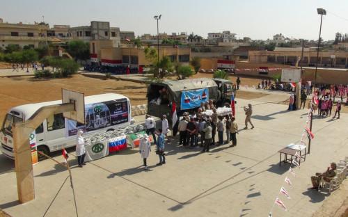 Фото: syria.mil.ru